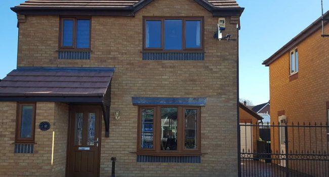 house windows and doors